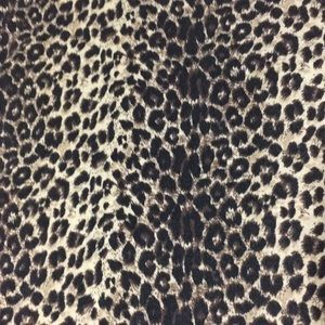 Looking Good Tops - Animal print short sleeved top. Size 3X